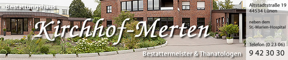 Bestattungshaus Kirchhof-Merten